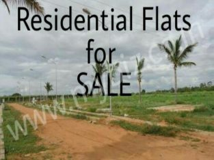 Residential SITES for sale at ANEKAL- 6.9 lacs with all amenities