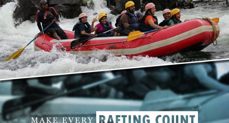 Best Dandeli River Rafting Package