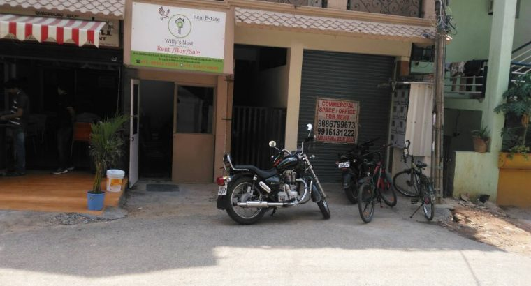 500 SQFT OFFICE SPACE FOR RENT SARJAPUR MAIN ROAD