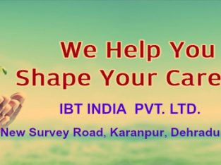 IBT – The Coaching center for getting better education in Dehradun, INDIA !!!!!!