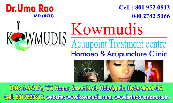 Acupuncture Clinics in hyderabad|8019520812|Homeopathy Clinics in Hyderabad