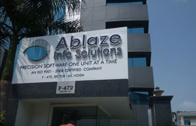 Ablaze Info Solutions Private Limited
