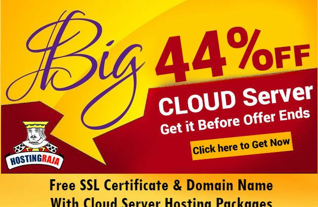 Get , Reliable and Secure Cloud Server hosting