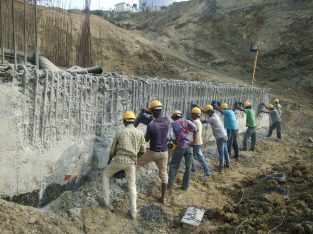 Ganmar building demolition Contractors in Chennai India