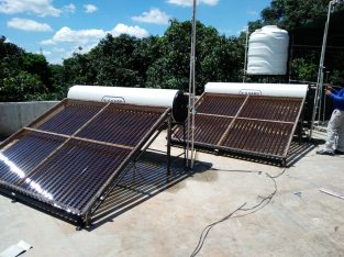 Solar Water Heating Systems Dehradun