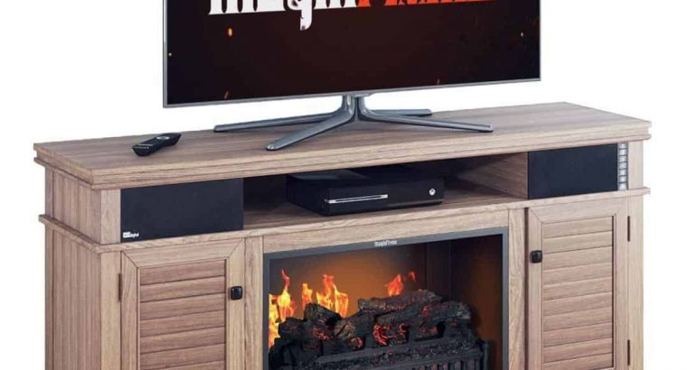 Fireplace TV Stand – magikflame