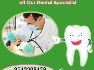 Shine your Pride smile from the hands off Our Dental Specialist