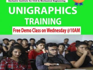 Unigraphics Course | Unigraphics Training | Unigraphics NX Drafting