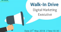 Walk-in Drive for Digital Marketing Executive