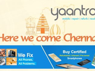 Yaantra.com Online mobile Repairing, Refurbished and resale services in India.