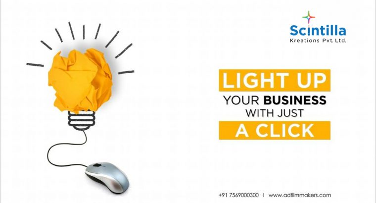 Advertising agency in Hyderabad | Scintilla Kreations