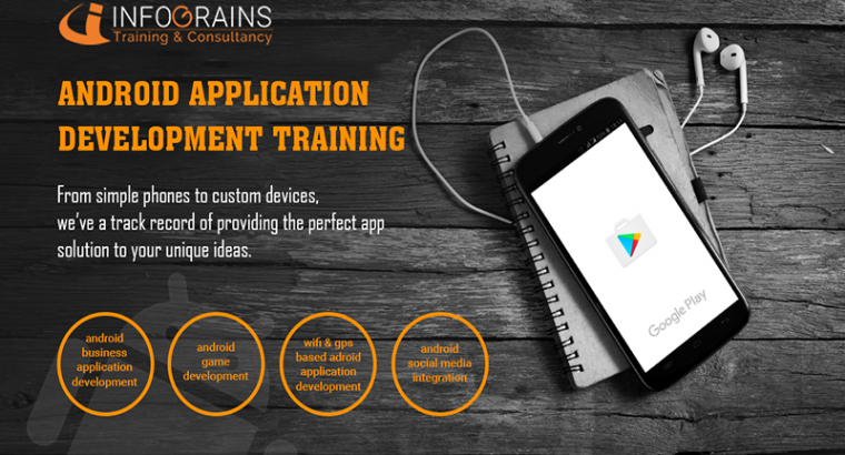 Android Training In Indore