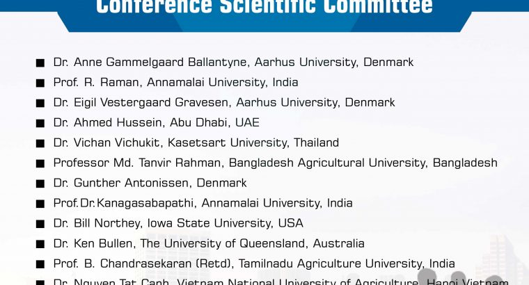 International conference on agriculture at singapore 2018