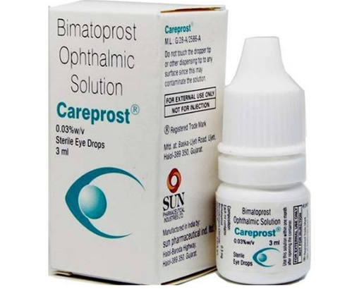 Buy Bimatoprost Eye Drops Online for Painful eyes relief