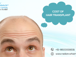 Best hair Transplant Cost in Delhi, India