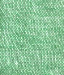 NS Fabric Green Linen Unstitched Shirt pc