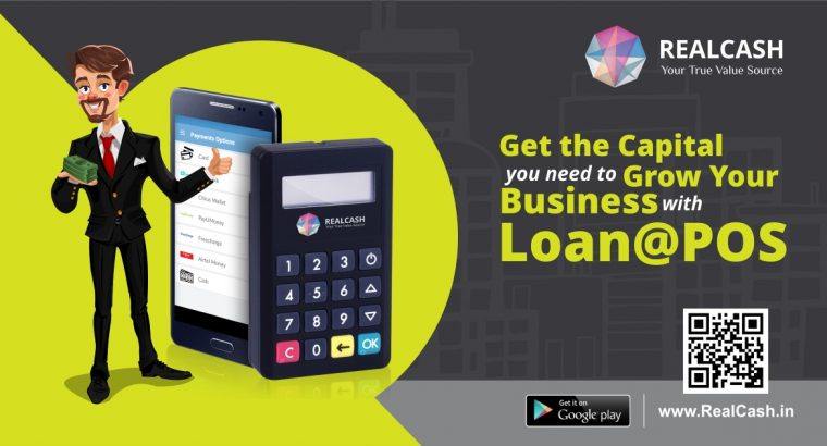Let your business go on fast track with RealCash