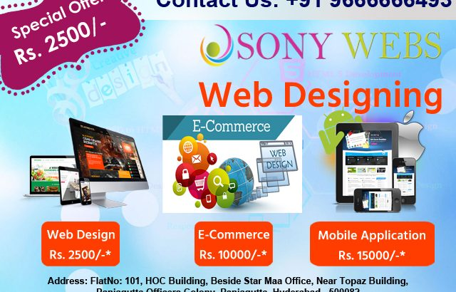 Best Website Design Company In Hyderabad