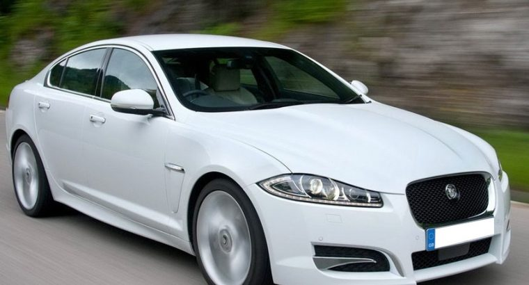 Jaguar XF Car Hire Jaipur