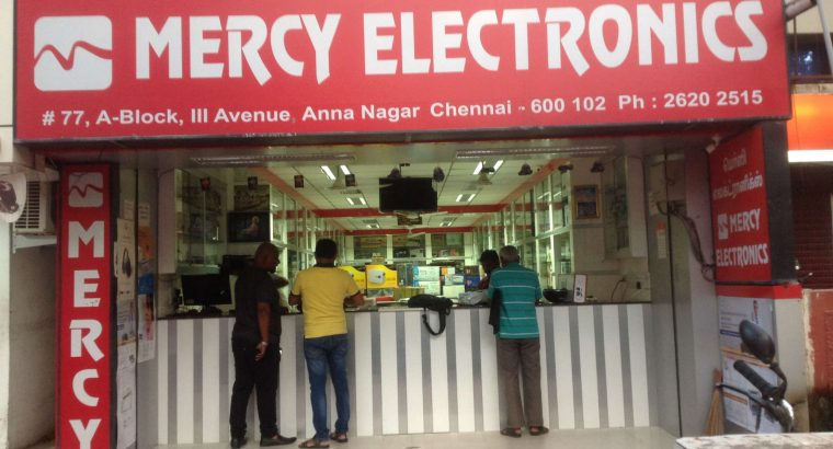 Mercy Electronics ,Wholesale Sellers in India