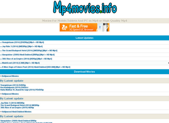 How to Download Mp4 Movies.