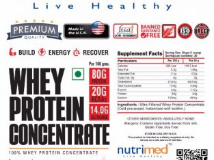 Nutrimed Healthcare,Buy Protein Supplements in India.
