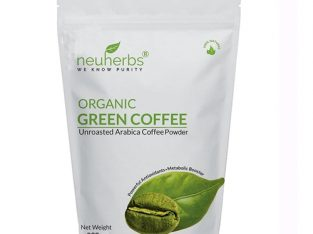 Neuherbs Green Coffee Beans  for Weight management & Weight loss – 800gm (Pack of 1)