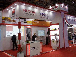 Ricoh India Ltd in New Delhi