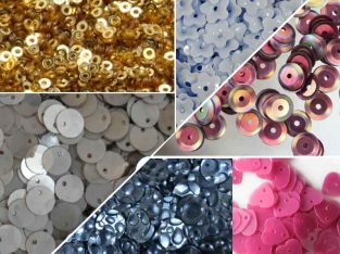 Sequins for Embellishment | large round Sequins