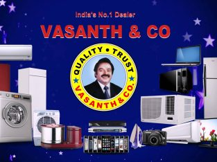 vasanth and co- Chennai Retailer of Home appliances, Refrigerators &Televisions.