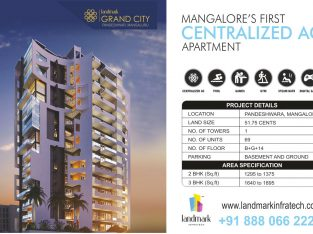 3 BHK FLATS IN MANGALORE