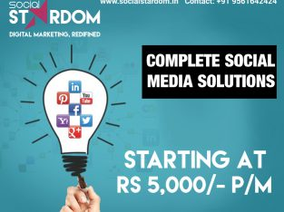 Social Media Agency | Digital Marketing Company in Pune, India