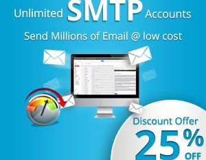 Fast and reliable SMTP servers. With the advancements the MTA technology,