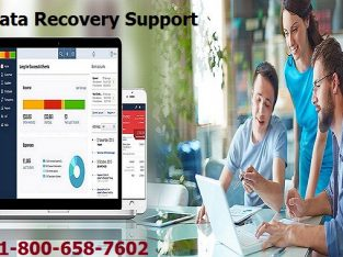 Recovery Lost or Deleted Data  1-8oo-658-76o2 Support Number