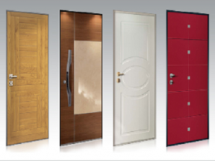 Wooden Fire Resistant Door Manufacturer