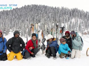 Book Kashmir Family Package At Best Price