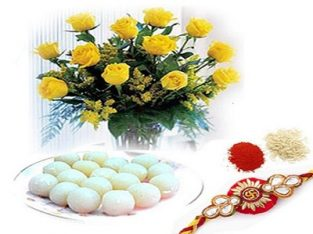 Order Rakhi Gifts Online for Loving Brother