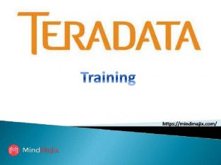 A Quick Introduction To TeraData
