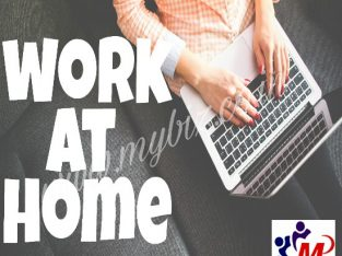 work from home, online part time jobs,Govt rigd. Cmny, weekly payments