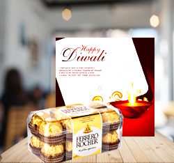 Send Diwali Gifts Chocolate Hamper Dry Fruits to Mumbai. Send Diwali Corporate Gifts to Mumbai