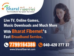 Best Broadband service in Hyderabad