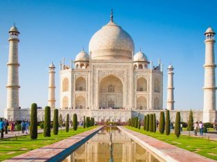 Book 5 Days Golden Triangle Tour Packages at Best Price
