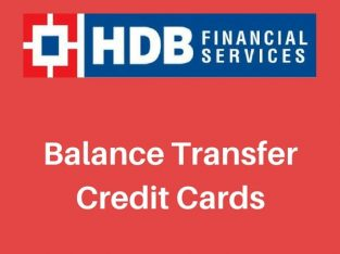 Transfer your credit cards balance today!