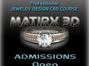 JEWELRY DESIGN CAD COURSE IN KARACHI AND PAKISTAN LIVE / ONLINE