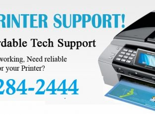 paper Jam Issue?  Brother Printer Service 1-833-284-2444 Number USA