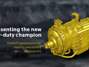 You will find selected powershift transmissions for your agricultural vehicles here.