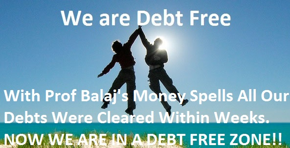 Banishing Debt – Debt Removal and to Get Rid of Bills  +27783540845