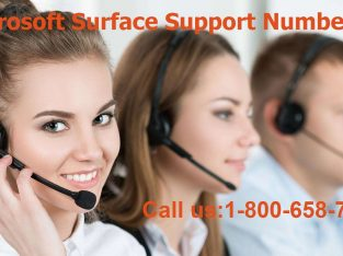 Microsoft Surface Support Number 1-800-658-7602