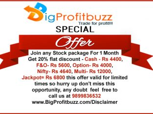 Free Stock Market Tips | Online Stock tips | Indian Stock Market tips