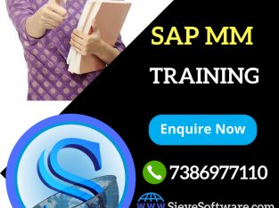 Best sap mm training institute in ameerpet | sieve software
